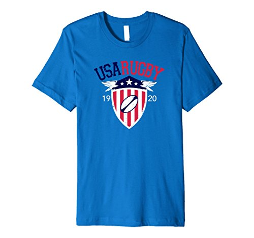 Usa Rugby Shirts - Vintage Rugby USA T-shirt