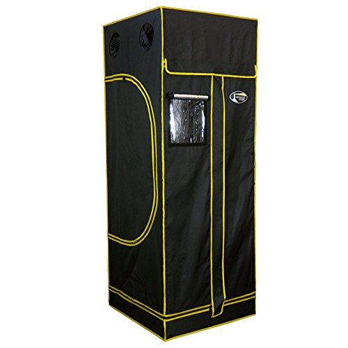 Lighthouse Hydro Hydroponics Grow Tent , 32 by 32 by 84-Inch