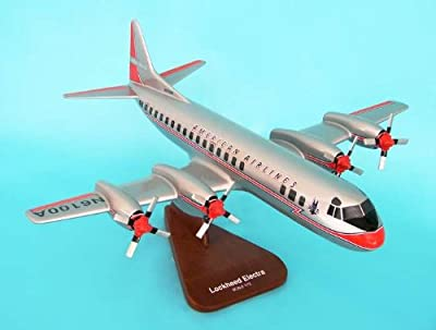Mastercraft Collection Lockheed L-188 American Model Scale:1/72