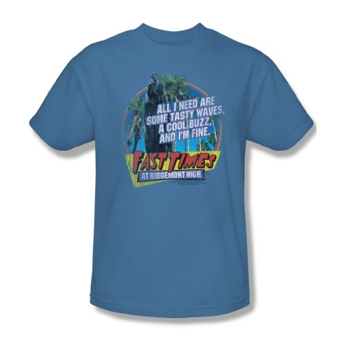 Fast Times at Ridgemont High - Tasty Waves T-Shirt Size L (Tasty Waves)