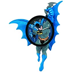 Justice League / Batman 3D motion wall clock (japan import)