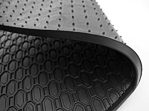 Kh Teile Gummimatten Original Qualität Gummi Fußmatten 4 Teilig Schwarz Auto