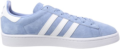 adidas Originals Campus Shoes 9.5 B(M) US Women/8.5 D(M) US Ash Blue/White/White 0oSjJ