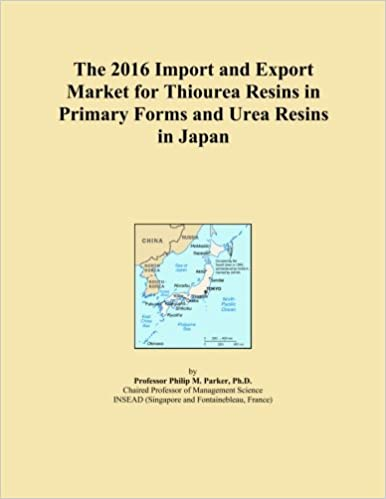 The 2016 Import and Export Market for Thiourea Resins in Primary Forms and Urea Resins in Japan
