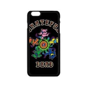 Greatful Dead Rock Band Black iPhone 6 case
