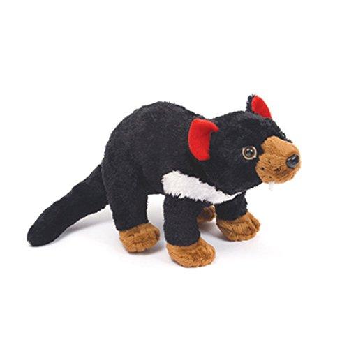 Tazmanian Devil Plush - C A Australia Tasmanian Devil Stuffed Animal Toy Dinki Di Range 10