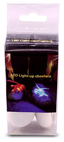 LED Shoe Laces EDM (WHITE)