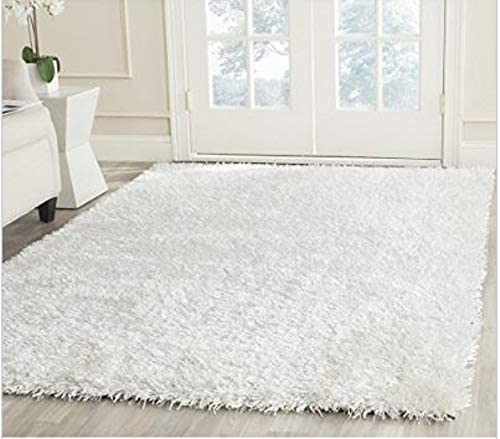 Safavieh New Orleans Shag Collection SG531-1111 Handmade 1.6-inch Thick Area Rug