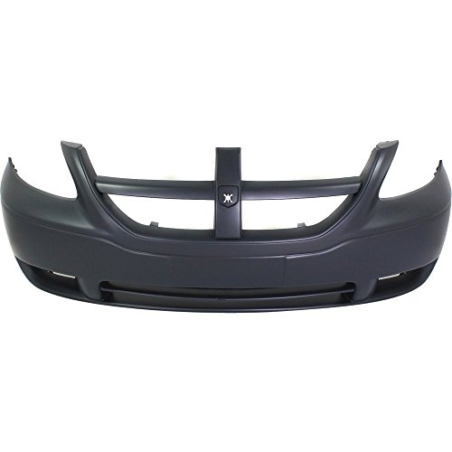 Front BUMPER COVER Primed for 2005-2007 Dodge Caravan 2005-2007 Dodge Grand Caravan