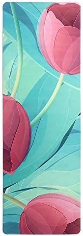 Eco friendly スーパーグリップスエードヨガマット5mm厚。ヨガ、ピラティス、スポーツ、エクササイズ、ビキニ、ホットヨガに適し exercise
