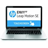 HP Envy  17-j160nr 17.3-Inch TouchSmart Laptop with Beats Audio and Leap Motion