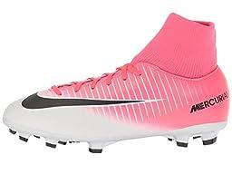 Nike Jr. Mercurial Victory VI Dynamic Fit FG Shoes - 1Y Mens