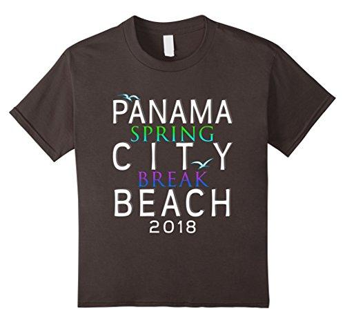 Kids Panama City Beach Florida Spring Break 2018 T-Shirt 12 - Panama Women City