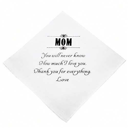 Wishprom Mom Hankie Wedding Party Gift Wedding Planner
