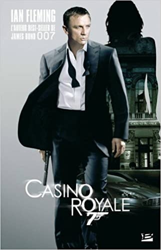 Amazon.fr - James Bond 007, tome : Casino Royale - Fleming, Ian ...