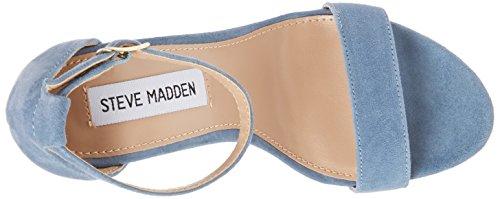 Steve Madden Carrson Sandal - Sandalias Mujer Azul (Blue)