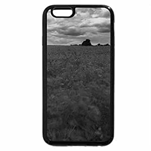 iPhone 6S Case, iPhone 6 Case (Black & White) - Poppy Fields