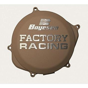 Tapa de Carter D?Embrague Boyesen Factory Racing magné... - Boyesen 127113: Amazon.es: Coche y moto