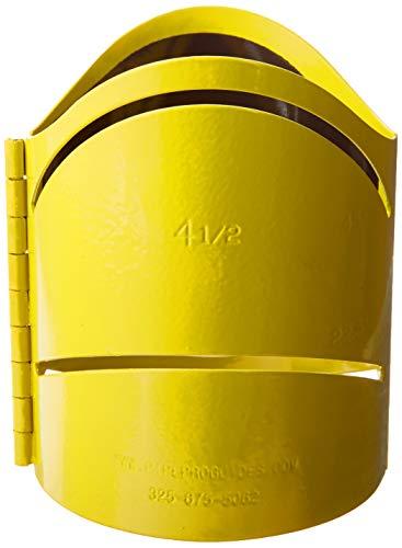 "Pipe Pro Metal Cutting Guide - 4-1/2"" - Yellow"
