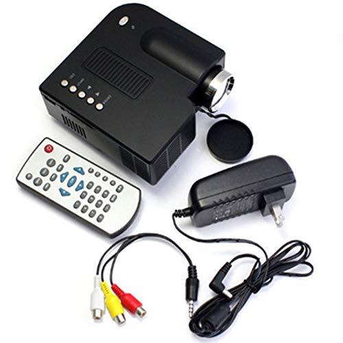 Yao Proiettore T20 Home Theater Proiettore HD Portatile