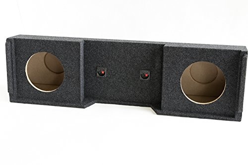 A152 12CP Sealed Carpeted Subwoofer Enclosure