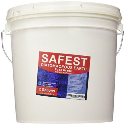 All Stop Safest Diatomaceous Earth, Food Grade DE Powder ...