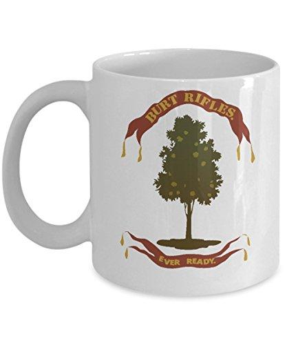Burt Rifles Civil War Mug | Mississippi History Coffee Mug