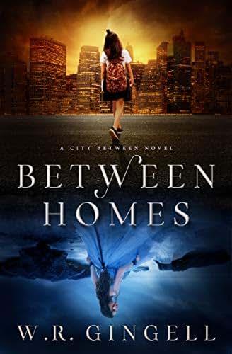 Between Homes (The City Between Book 5)