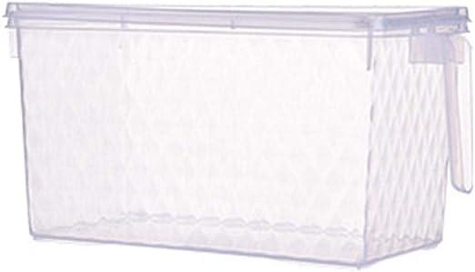Caja de conservación, ecológico transparente de plástico Caja de ...