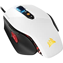 Corsair M65 PRO RGB USB Wired Gaming Mouse White