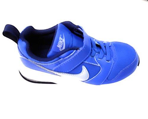 Nike 880301-400, Zapatillas para Niños Azul (Comet Blue / Wolf Grey / Binary Blue)