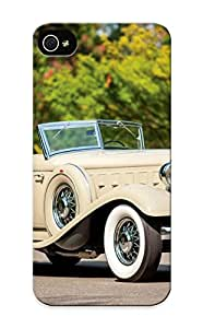 Hot Style Tfwjec-5341-imrmvqa Protective Case Cover For Iphone5/5s(1933 Chrysler Custom Imperial Roadster Convertible Lebaron Modelcl Retroge ) For Thanksgiving Day's Gift