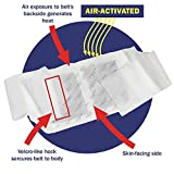 Heat Patches for Body Pain Relief - Disposable