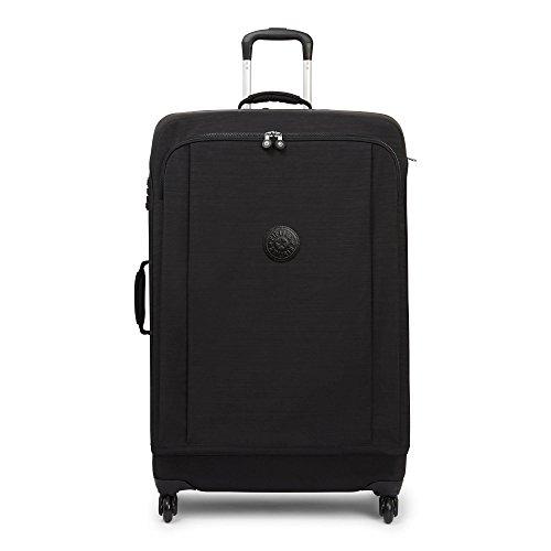 Kipling Women's Super Hybrid Large Rolling Luggage One Size Dazz Black