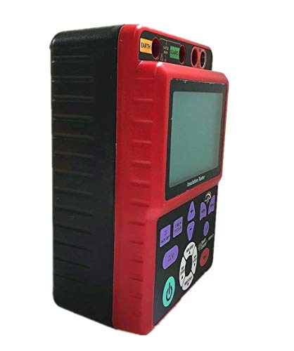 AR3127 Digital High Voltage Insulation Resistance Tester 250V~5000V r Electronic Table Shake Table 0.0~1000G