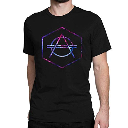 (CHYUHOG Don Diablo Logo Men's Fashion T-Shirt)
