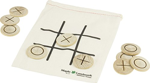Games to Go, Tic Tac Toe - Made in USA
