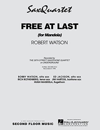 Free At Last Sax Quartet ()