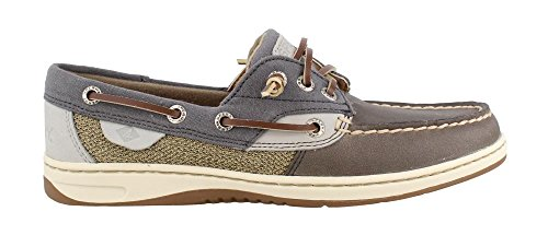 Sperry Women's, Rosefish Slip on Boat Shoe Pearl