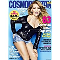 1-Year (12 Issues) of Cosmopolitan Magazine Subscription