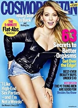 1-Year Cosmopolitan Magazine Subscription