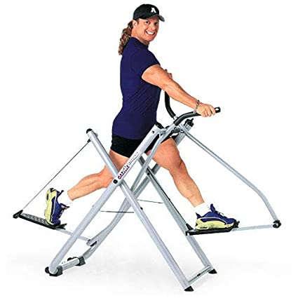 Gazelle Exercise Machine >> Amazon Com Gazelle Freestyle By Tony Little Elliptical Trainers