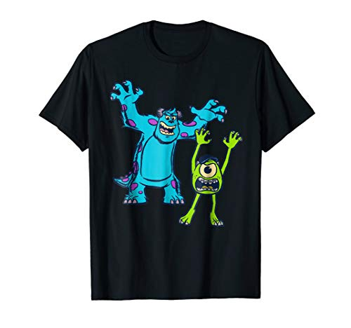 (Disney Pixar Monsters University Sulley and Mike)