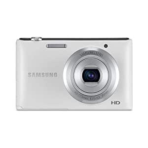 Samsung ST72 16.2 Mega Pixel Digital Camera with 3-Inch LCD Display (white)
