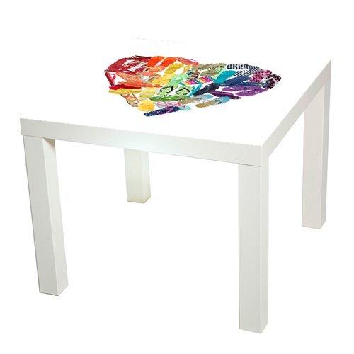 IKEA Lack End Table - Flip Flop Love Collage