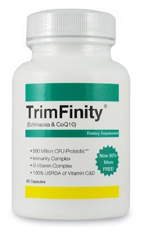 Trimfinity - Best Fat Burner - Best Fat Burner Comprimés de 2013 qui est aussi un booster le métabolisme