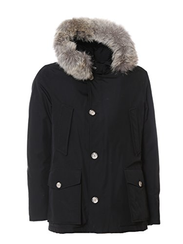Nero Woolrich Giacca Cotone Uomo Wocps2586cn03blk Outerwear q6w80PwXr