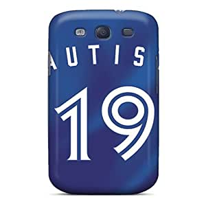 Fashionable Style Case Cover Skin For Galaxy S3- Toronto Blue Jays