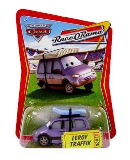 Disney/Pixar Cars Race O Rama Series LeroyTraffik #28 1:55 Scale. ()