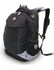 SwissGear Computer Backpack (Black/Gray)